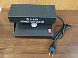 Детектор валют ультрафиолетовый Money detector AD-118AB от сети, фото 3