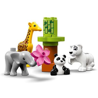 Конструктор LEGO Duplo Детишки животных (10904)