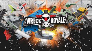 Машинки Wreck Royale