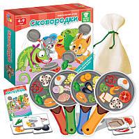 Игра на скорость Cковородки - на русском 7 Vladi Toys SKL11-218933