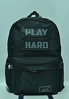 Рюкзак городской PLAY HARD black, фото 1