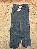 Длинные(46cm) кашемир женские перчатки/женские перчатки, фото 2