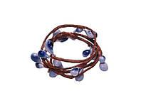 Веточка Верба с почками Синяя 40 см гибкая, фото 1