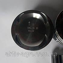 Поршень ГАЗ дв.ЗМЗ 409 96,0 мм (кольца+палец+ст/к) М/К G-PART, фото 3