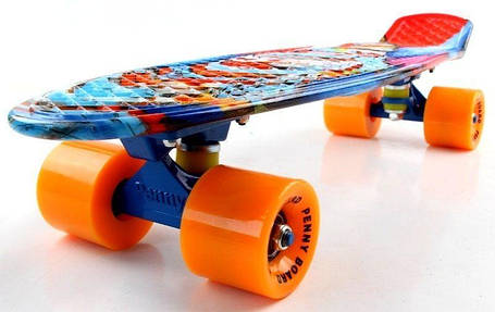"""Penny Board """"Funny elephant""""., фото 2"""