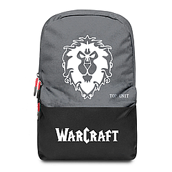 Рюкзак GeekLand Варкрафт Альянс World of Warcraft Alliance R WOW 007