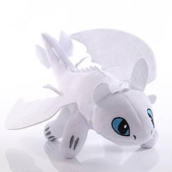 Мягкая игрушка Как приручить дракона Дневная Фурия How to Train Your Dragon35 смHTTYD 10.71
