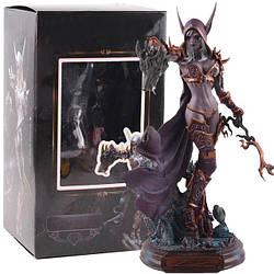Статуэтка World of Warcraft Sylvanas Windrunne ВаркрафтКоролева Сильвана23 см WOW 503