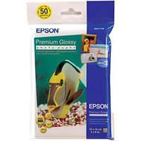 Бумага EPSON 10х15 Premium Glossy Photo (C13S041729BH/ C13S041729)