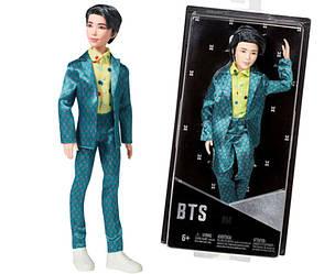 Коллекционная фигурка BTS Рэп Монстр Monster Ким Нам Джун Kim Nam Joon    F BTS M
