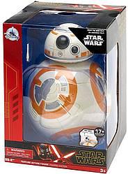 Интерактивная говорящая фигура BB-8 ЭксклюзивЗвездные войныПробуждение Силы  Disney SW BB8 16.45