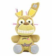 Мягкая игрушка  Пять ночей с Фредди Springtrap Bonnie Аниматроник Бонни 25 см FNAF48-31