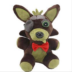 М'яка іграшка П'ять ночей з Фредді кошмарні аніматроніки Springtrap 25 см FNAF48-58
