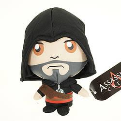 Мягкая игрушка  Эцио Ezio Assassins Creed Кредо ассасина - Black Ver 18 см