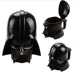 Кружка 3D Plastic Mugs Star Wars Darth Vader Звездные войны Дарт Вейдер mug  SW DV 16.74
