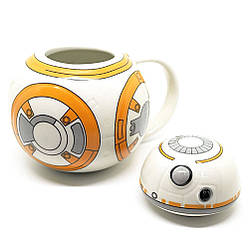 Кружка керамическая 3D Star Wars BB-8Звездные войны BB-8mug SW 30.13