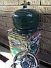 Туристический газовый баллон-пикник с горелкой объемом 5 литров Rudyy пр-во Италия, фото 5