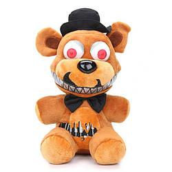 М'яка іграшка П'ять ночей з Фредді Springtrap Freddy Аниматроник Фредди25 см FNAF48-30