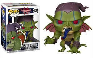 Фигурка Funko Pop Фанко Поп Человек Паук Зелёный Гоблин Spider Man Green Goblin10 cм SM GG 408