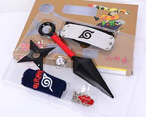 Коллекционный набор Naruto Наруто из 6 предметов  N 27.149