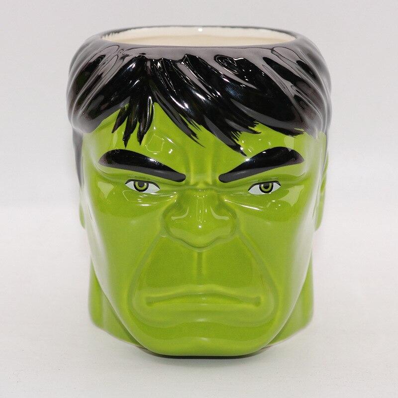 Кружка 3D керамічна Халк Marvel Comics Super Hero: Hulk Mug hulk