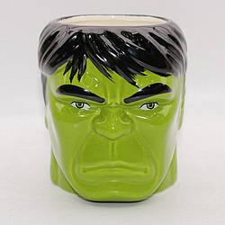 Кружка 3D керамическая Халк Marvel Comics Super Hero: Hulk  Mug hulk