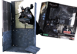 Фигурка Batman Arkham Knight Бэтмен Аркхам Кнайт DC 25 cм