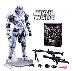Фигурка Штурмовик Stormtrooper Звёздные войны Star Wars  27 см SW 60.92