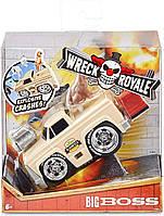 Машинка Wreck Royale Великий Бос/ Big Boss, фото 1