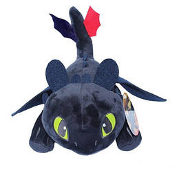 Мягкая игрушка 35 см БеззубикКак приручить дракона How to Train Your Dragon HTTYD 10.70