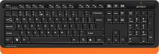 Клавіатура A4Tech Fstyler FK10 (Orange)