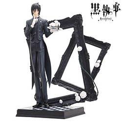 Коллекционная модель Black Butler Sebastian Michaelis Тёмный дворецкий Себастьян Михаэлис 25 см ВВ 27,013