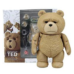 Фигурка мишка Тедди Третий лишний 2 Ted 2 - Teddy Action Figure 9 см
