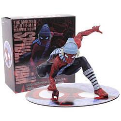 ФигуркаУдивительный Человек-паук Amazing Spider-ManKotobukiya Spider-ManWinter Gear Artfx
