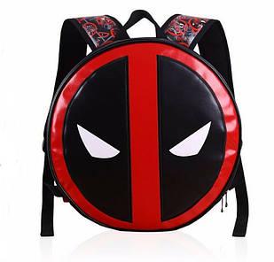 Цілий Рюкзак Дэдпул Marvel Deadpool Superhero Logo рюкзаку DP 205