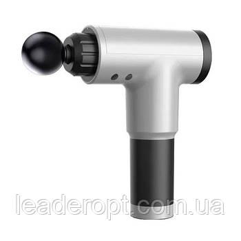ОПТ Ручной мышечный вибро массажер для мышц Fascial Gun CY-801