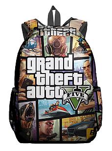 Рюкзак GeekLand ГТА Крупная кража авто GTA Grand Theft Auto 54.Р