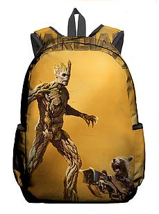 Рюкзак GeekLand Стражи Галактики Guardians of the Galaxy Грут и Реактивный Енот 72.Р.418