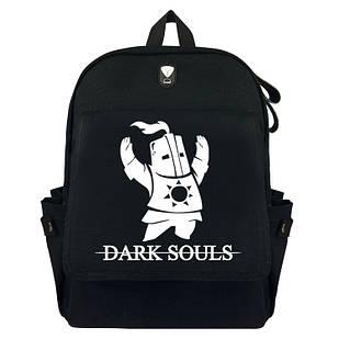 Рюкзак Dark Souls Темные Души лого rucksack  DS 24