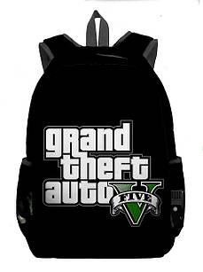 Рюкзак GeekLand ГТА Крупная кража авто GTA Grand Theft Auto 85.Р