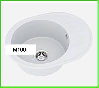 Кухонная гранитная мойка Formini 570/460/170