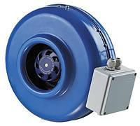 Вентилятор канальный круглый Vents ВКМ 200 ЕС