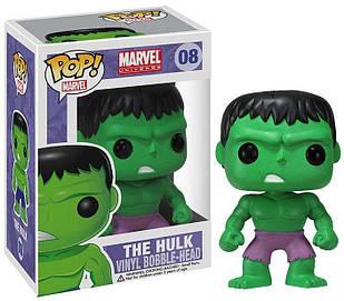 Фигурка Funko Pop Фанко ПопХалк HulkMARVEL10 см Hulk 08