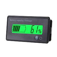 Універсальний індикатор заряду батарей