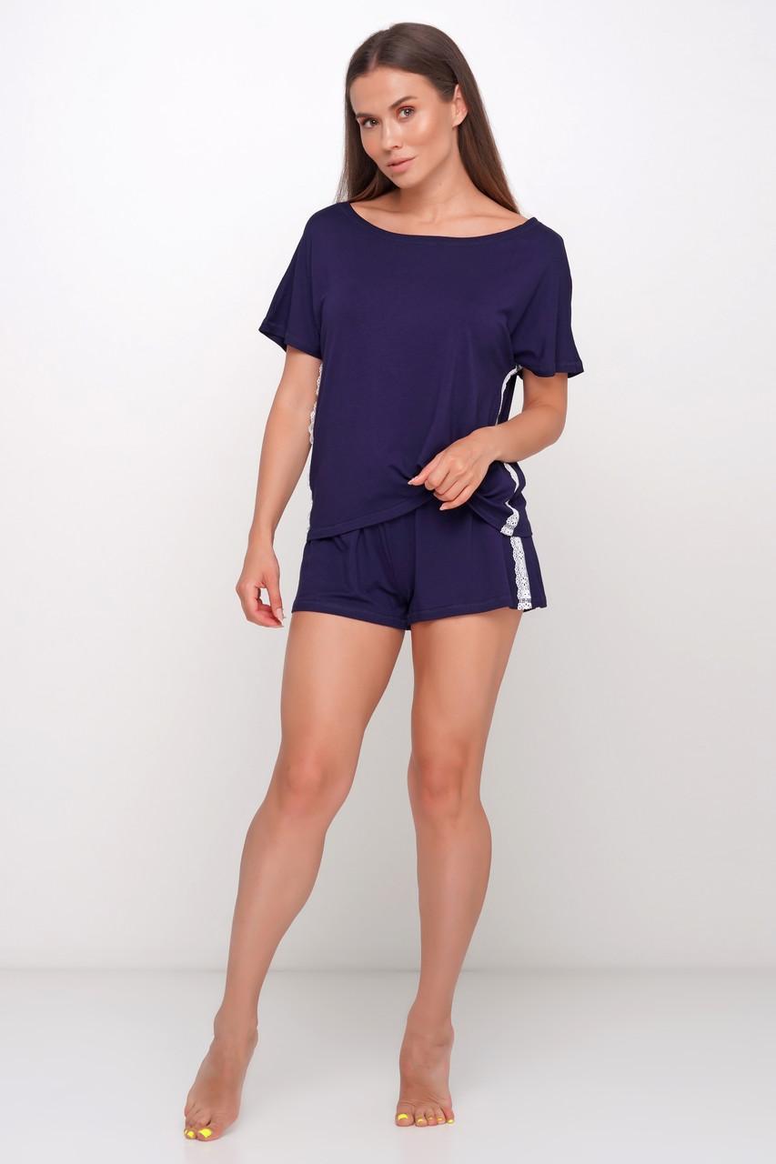 Женская  пижама  шортики и футболка TM Orli