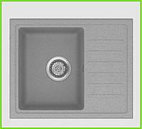 Кухонная гранитная мойка Formini 555/450/170
