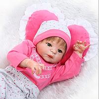 Кукла реборн вилиновая  Reborn. (14884), фото 1