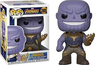 Фигурка Funko Pop Фанко Поп Мстители Война бесконечностиТанос Avengers Infinity War Thanos 10 см AI T 289