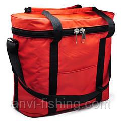 Термосумка Anvi - 18 литров - оранжевая