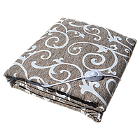 Электрическое одеяло SHINE ЕКВ-2/220 170x150 см Коричневый  КОД: 2102